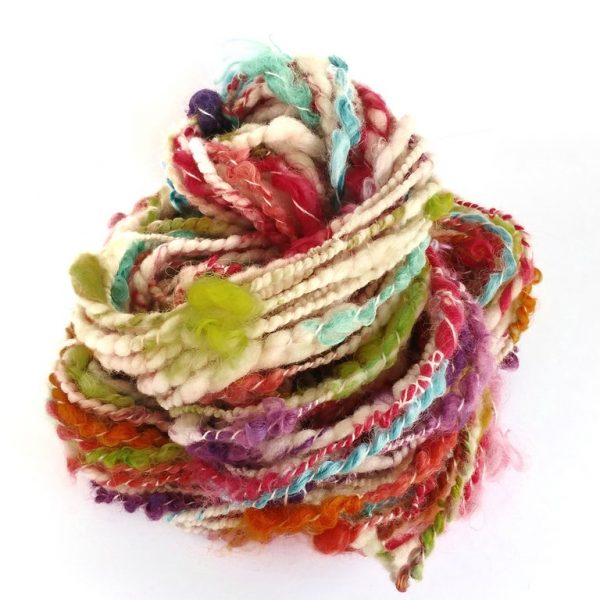 Fiesta textured yarn