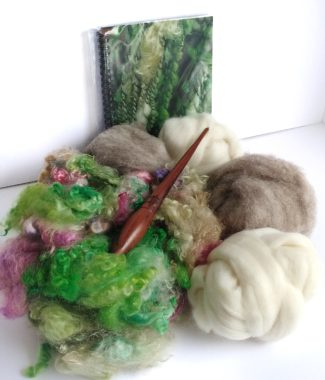 Luxury Hand Spinning Kit In A Bag 1. AR0001FB
